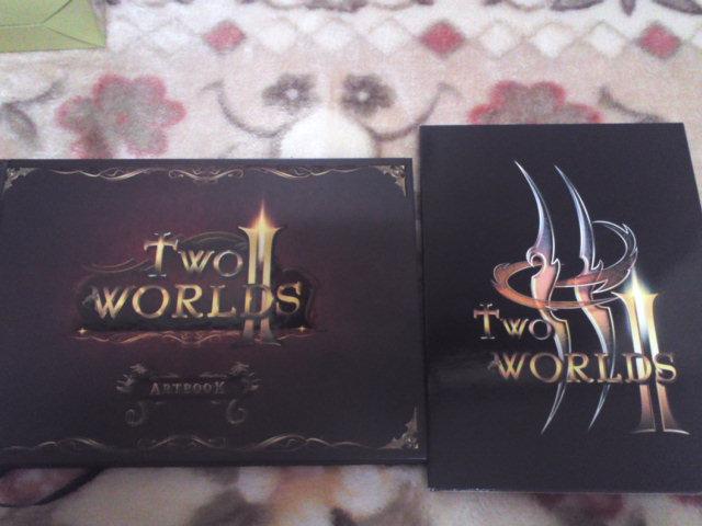 今日はオマケのハナシ in Two Worlds II